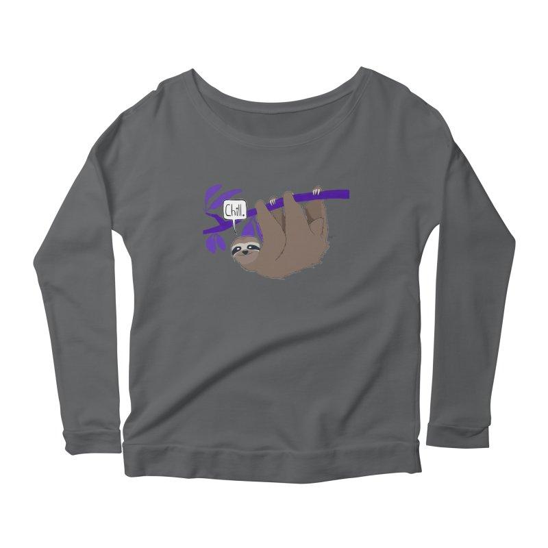 Chill Women's Longsleeve T-Shirt by busybee apparel