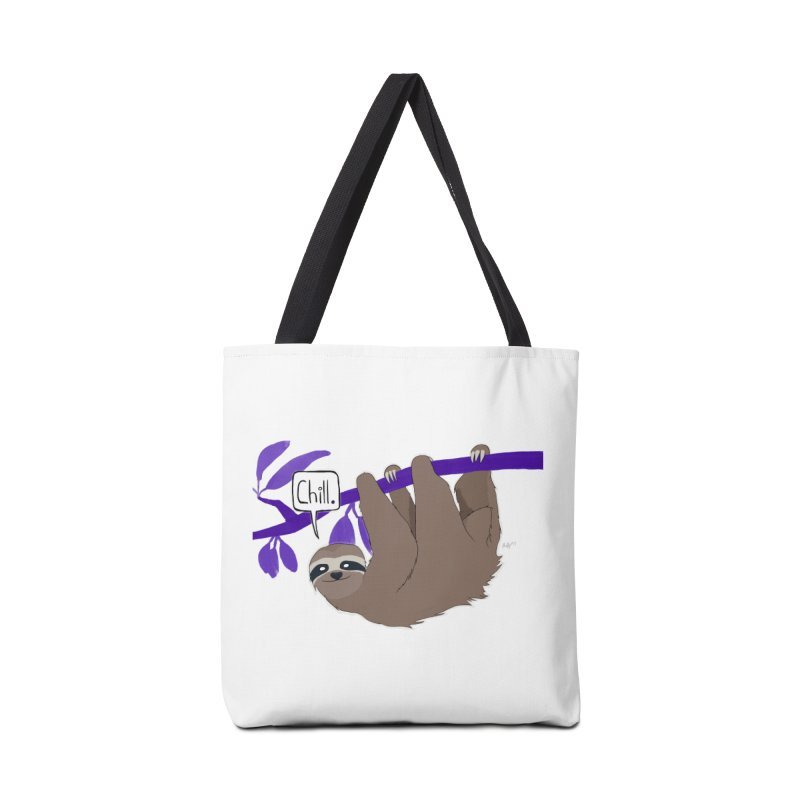 Chill Accessories Tote Bag Bag by busybee apparel