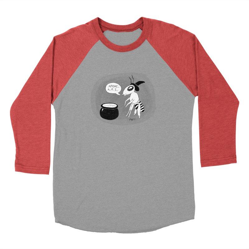 Spelling Bee Men's Longsleeve T-Shirt by busybee apparel