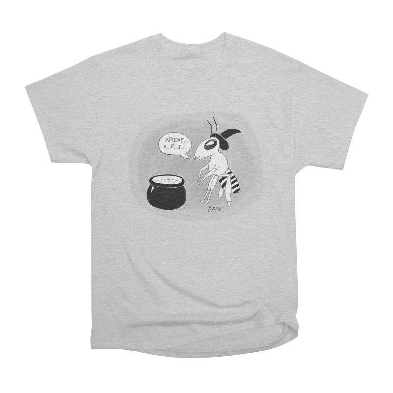 Spelling Bee Women's Heavyweight Unisex T-Shirt by busybee apparel