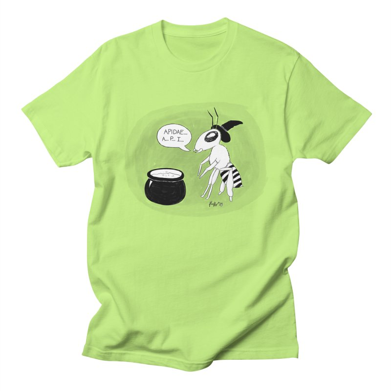 Spelling Bee Women's Regular Unisex T-Shirt by busybee apparel
