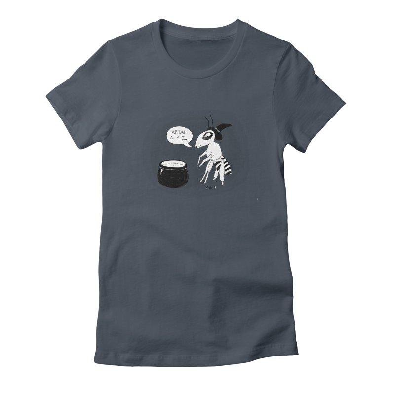 Spelling Bee Women's T-Shirt by busybee apparel