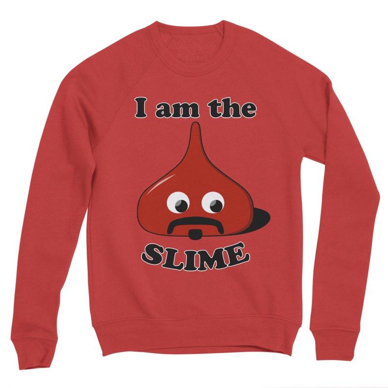 I Am The Slime Women's Sponge Fleece Sweatshirt by busybee apparel