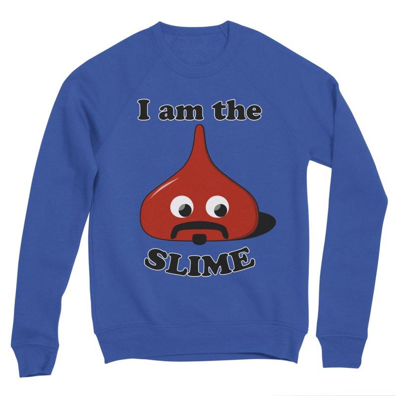 I Am The Slime Men's Sponge Fleece Sweatshirt by busybee apparel