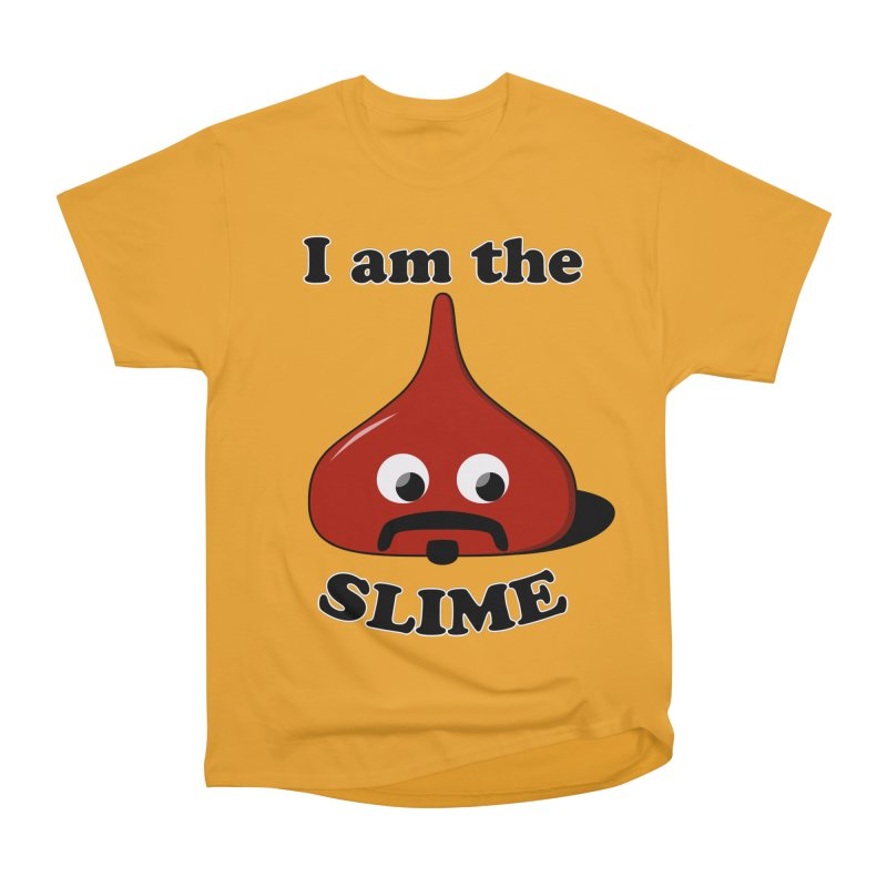 I Am The Slime Men's Heavyweight T-Shirt by busybee apparel