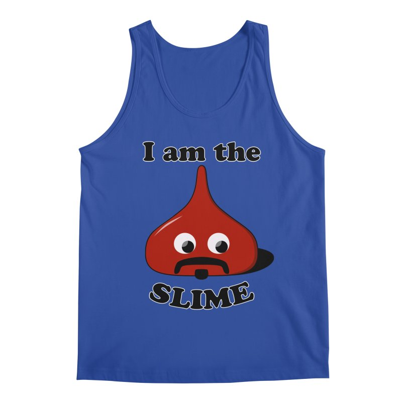 I Am The Slime Men's Regular Tank by busybee apparel