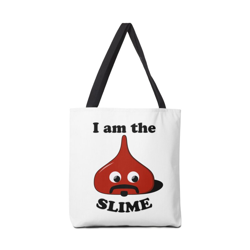 I Am The Slime Accessories Tote Bag Bag by busybee apparel