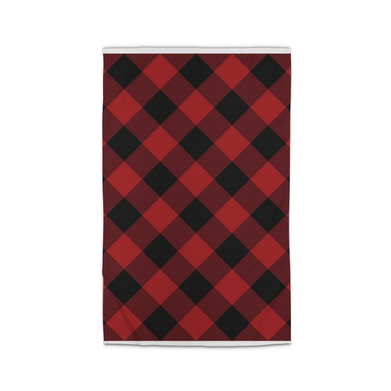 Plaid Life Home Rug by busybee apparel