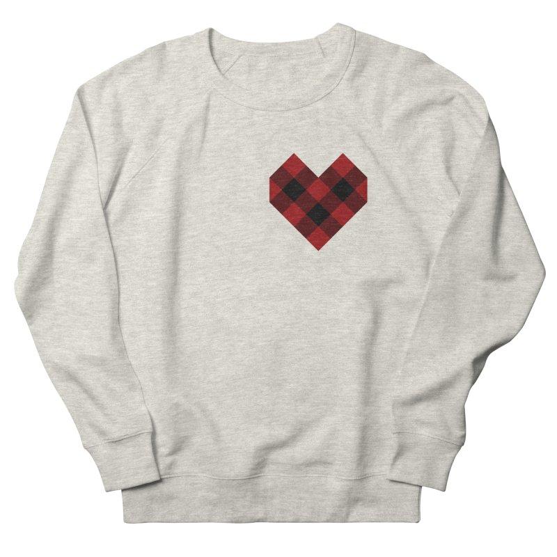 Plaid Life Women's Sweatshirt by busybee apparel