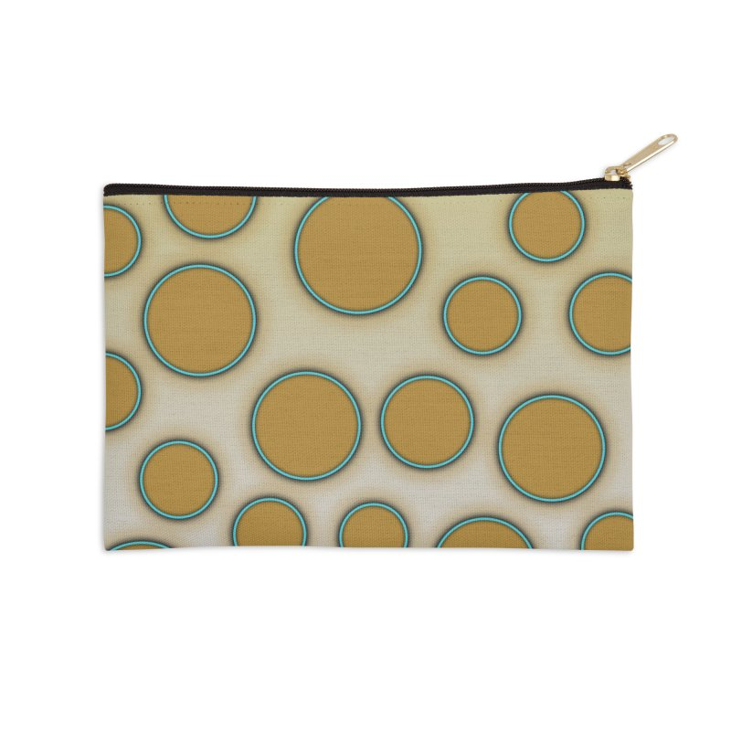 Blue-Ringed Octopus Accessories Zip Pouch by busybee apparel