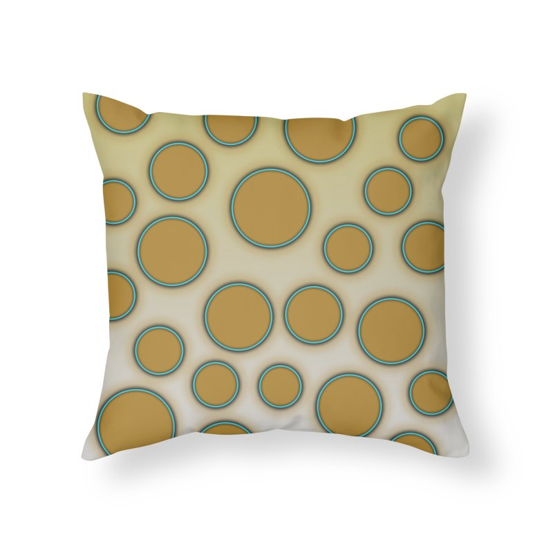 Blue-Ringed Octopus Home Throw Pillow by busybee apparel