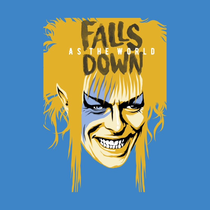 As The Word Falls Down by butcherbilly's Artist Shop