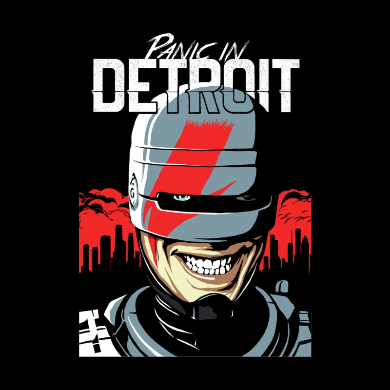 Panic In Detroit  by butcherbilly's Artist Shop