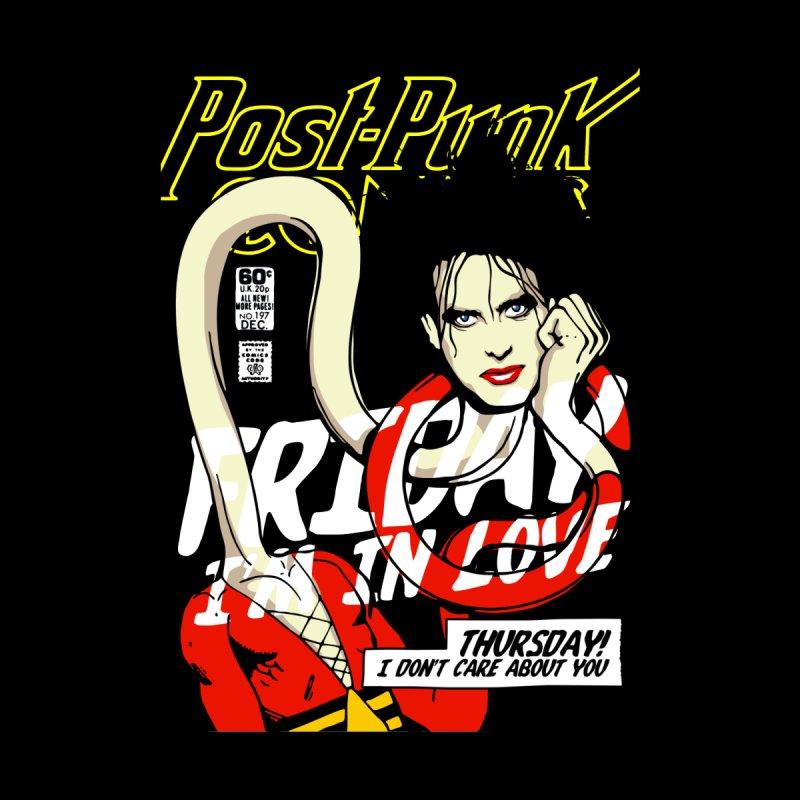 Post Punk Plastic  by butcherbilly's Artist Shop