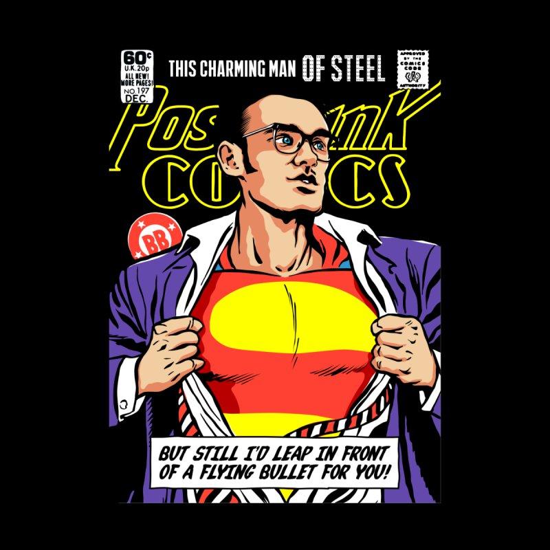 Post Punk Superman by butcherbilly's Artist Shop