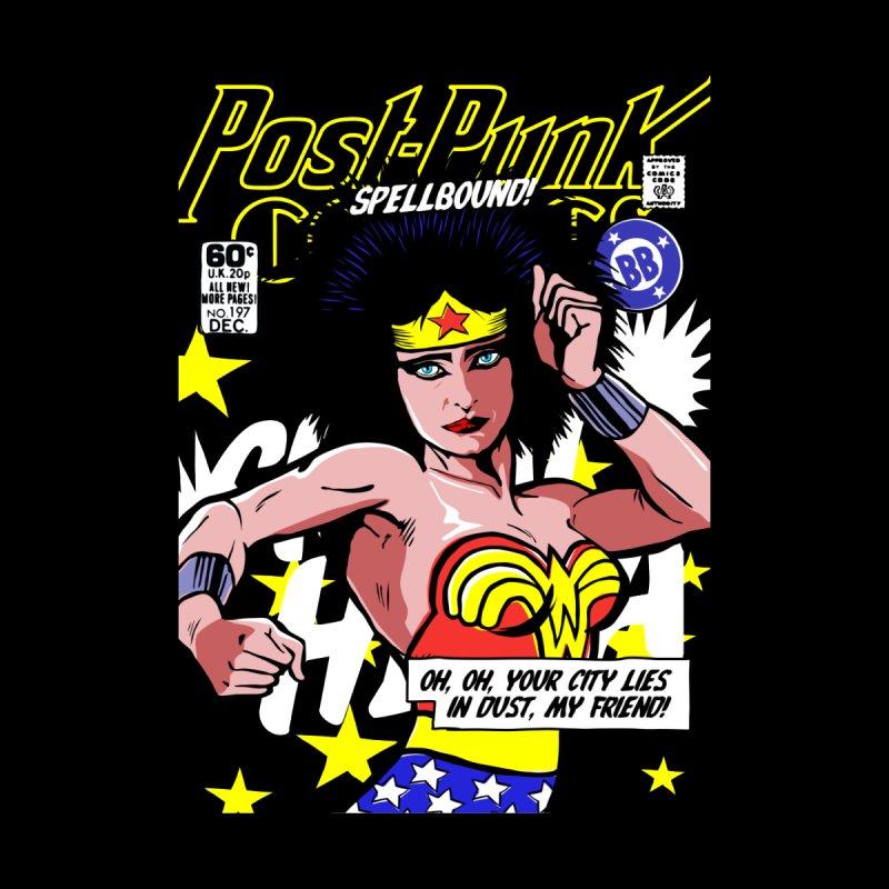 Post Punk Wonder Woman by butcherbilly's Artist Shop