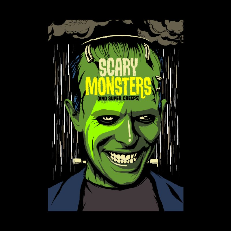 Scary Monsters by butcherbilly's Artist Shop