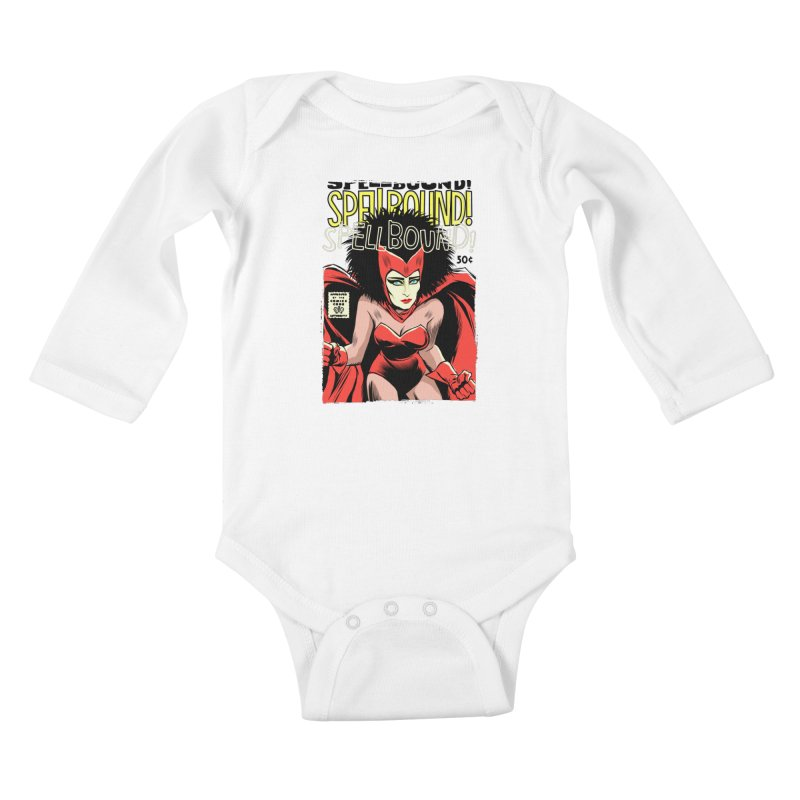 Sioux Kids Baby Longsleeve Bodysuit by butcherbilly's Artist Shop