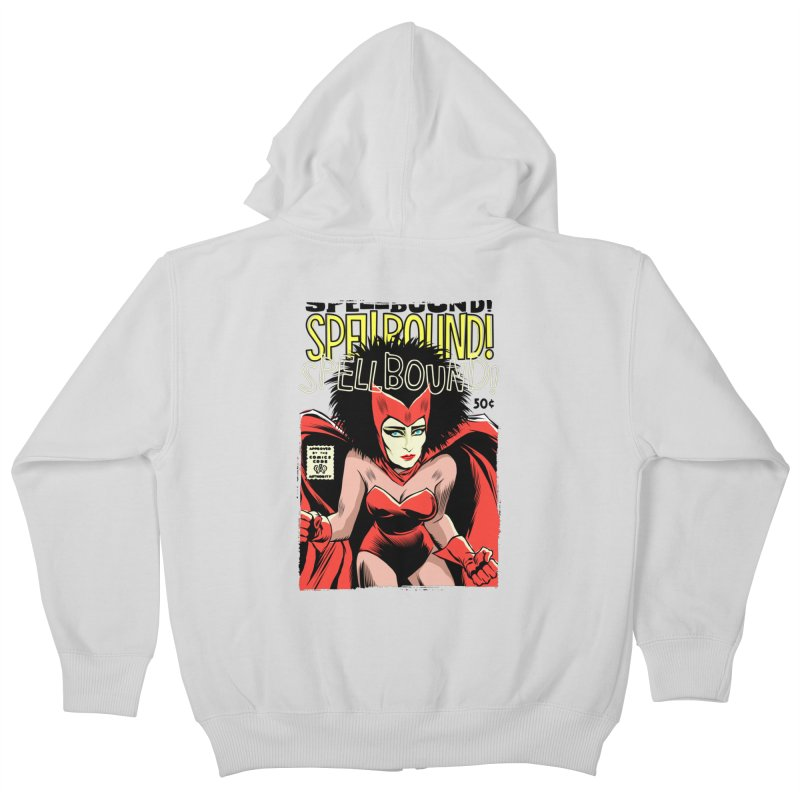 Sioux Kids Zip-Up Hoody by butcherbilly's Artist Shop