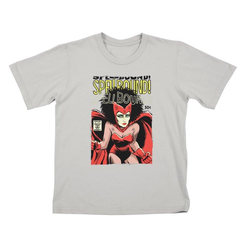Sioux Kids T-Shirt by butcherbilly's Artist Shop