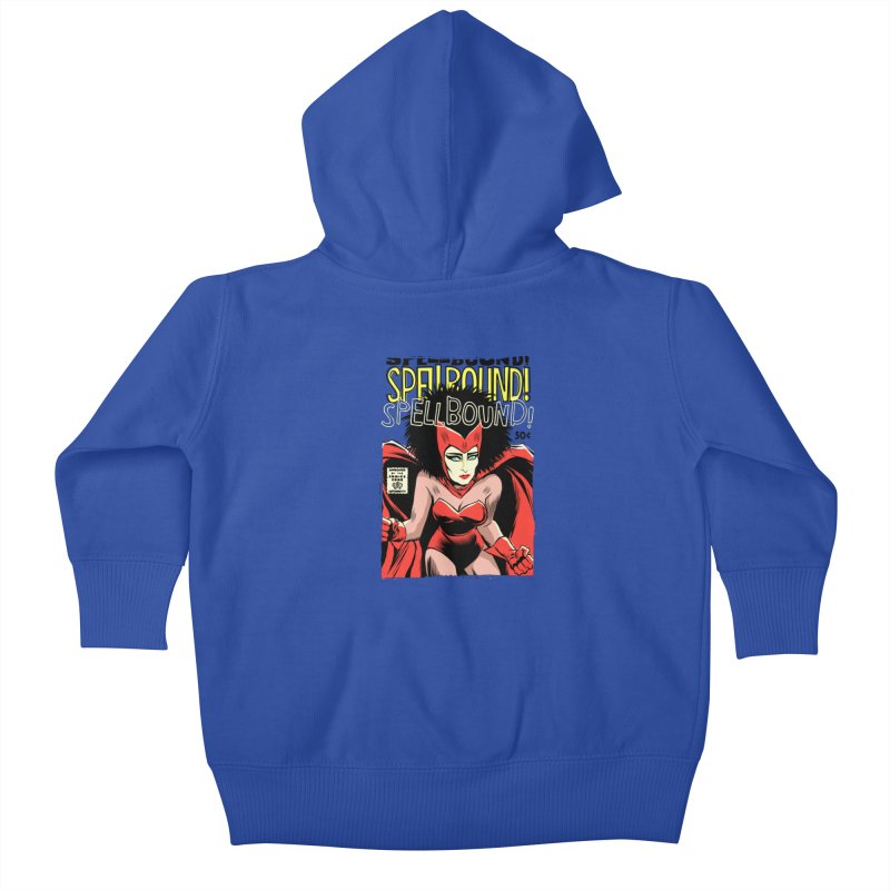 Sioux Kids Baby Zip-Up Hoody by butcherbilly's Artist Shop