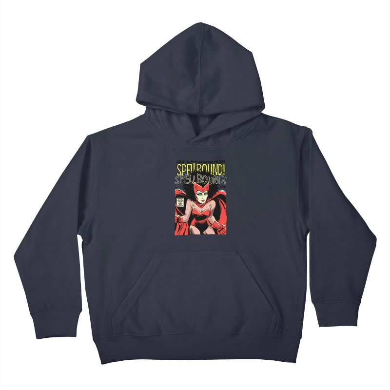 Sioux Kids Pullover Hoody by butcherbilly's Artist Shop