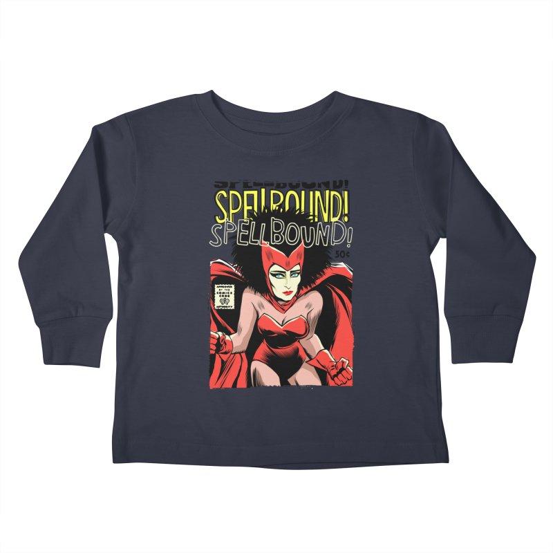 Sioux Kids Toddler Longsleeve T-Shirt by butcherbilly's Artist Shop