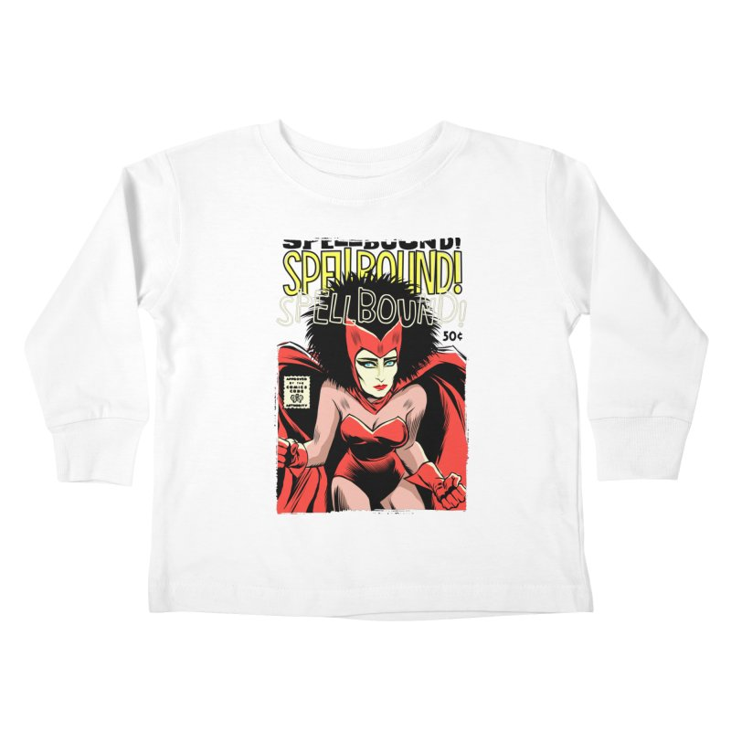 Sioux Kids Toddler Longsleeve T-Shirt by butcherbilly's Artist Shop