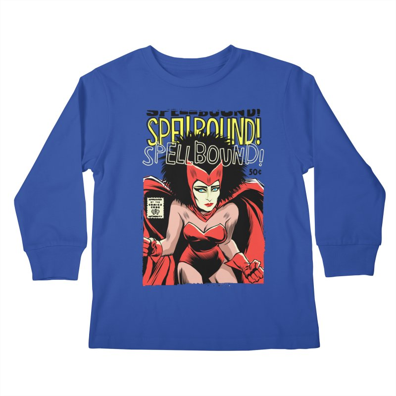 Sioux Kids Longsleeve T-Shirt by butcherbilly's Artist Shop