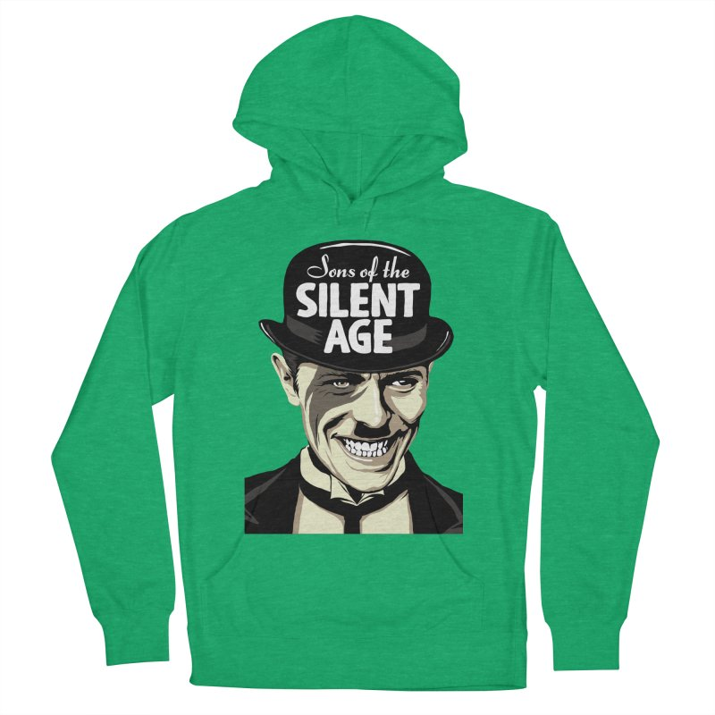 Sons Of The Silent Age Men's Pullover Hoody by butcherbilly's Artist Shop