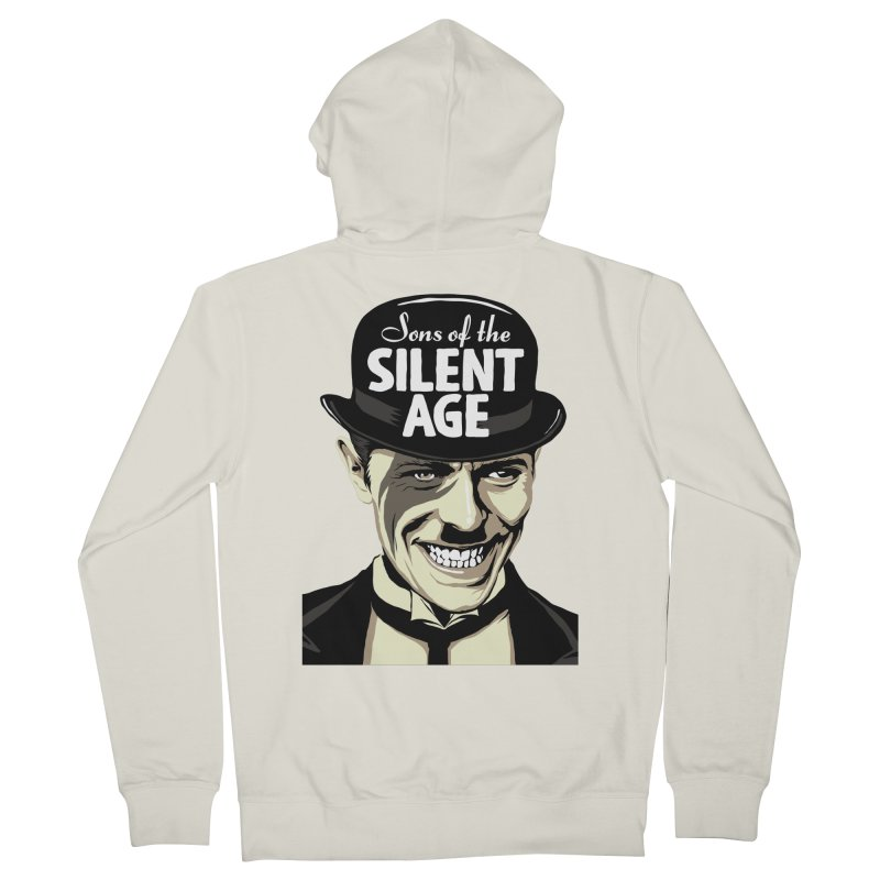 Sons Of The Silent Age Women's Zip-Up Hoody by butcherbilly's Artist Shop