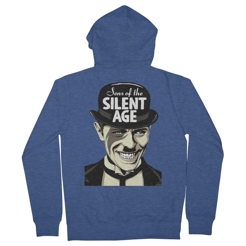 Sons Of The Silent Age Men's Zip-Up Hoody by butcherbilly's Artist Shop