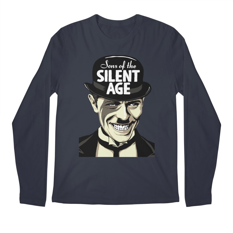 Sons Of The Silent Age Men's Longsleeve T-Shirt by butcherbilly's Artist Shop