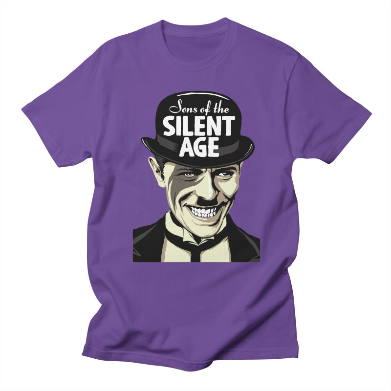 Sons Of The Silent Age Women's Unisex T-Shirt by butcherbilly's Artist Shop