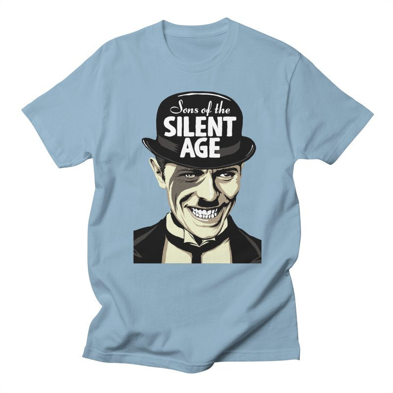 Sons Of The Silent Age Men's T-Shirt by butcherbilly's Artist Shop