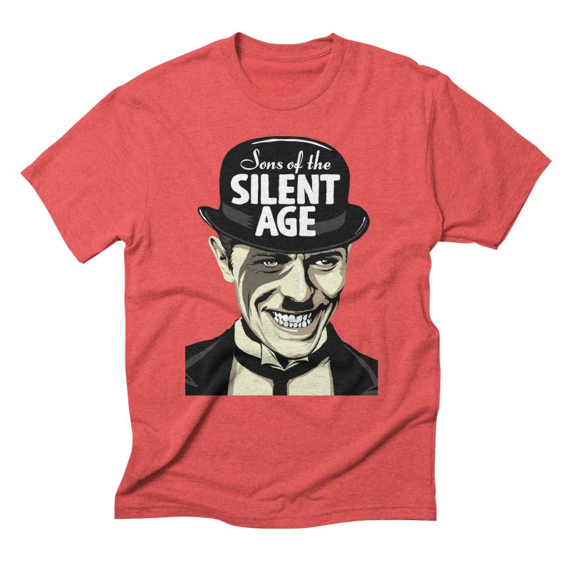 Sons Of The Silent Age Men's Triblend T-shirt by butcherbilly's Artist Shop