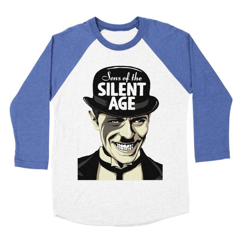 Sons Of The Silent Age Women's Baseball Triblend T-Shirt by butcherbilly's Artist Shop