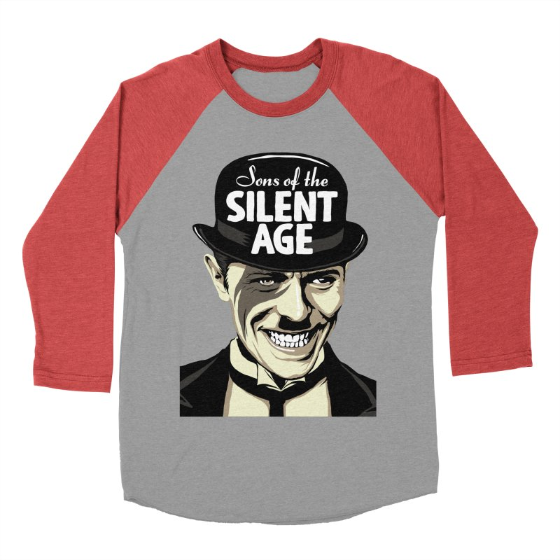Sons Of The Silent Age Men's Baseball Triblend T-Shirt by butcherbilly's Artist Shop