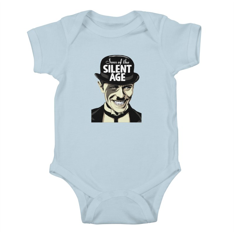 Sons Of The Silent Age Kids Baby Bodysuit by butcherbilly's Artist Shop