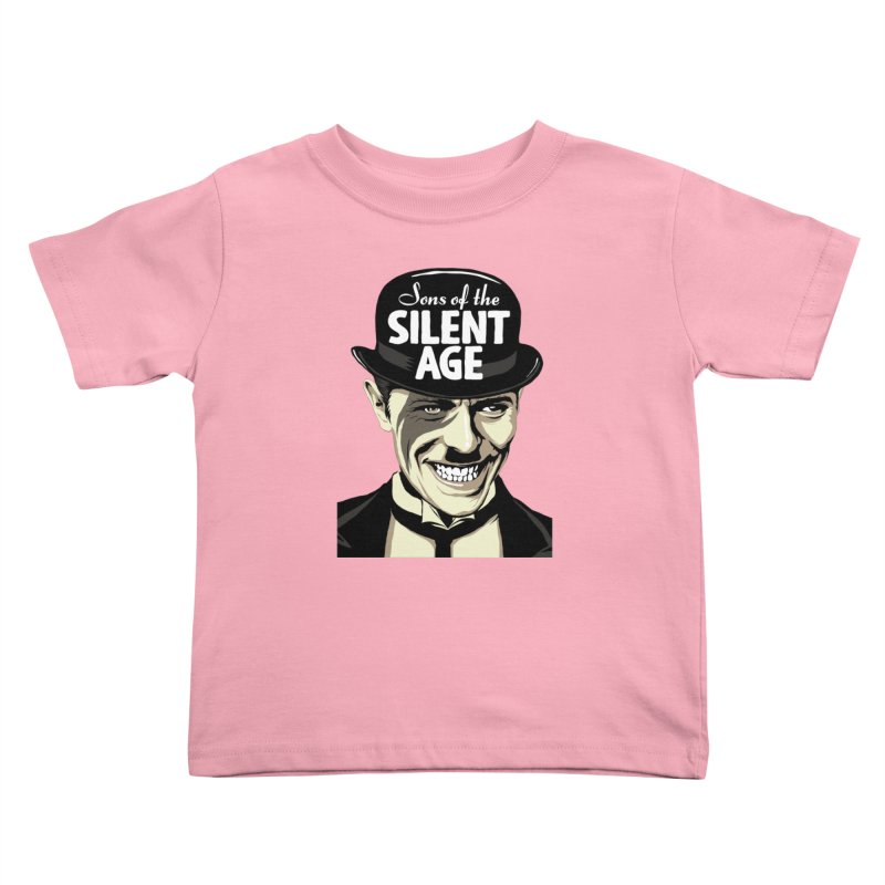 Sons Of The Silent Age Kids Toddler T-Shirt by butcherbilly's Artist Shop