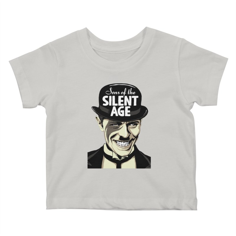 Sons Of The Silent Age Kids Baby T-Shirt by butcherbilly's Artist Shop