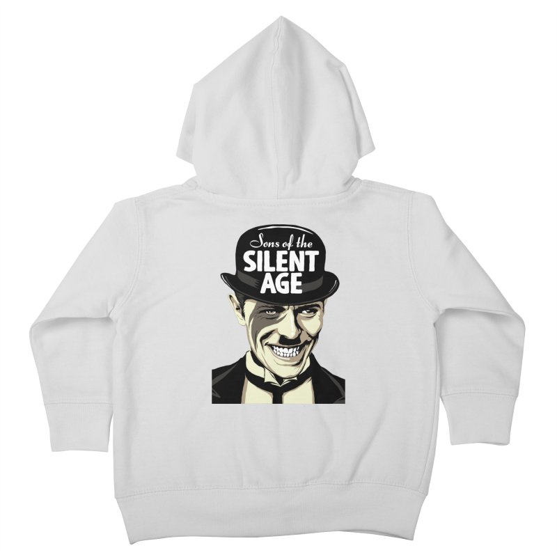 Sons Of The Silent Age Kids Toddler Zip-Up Hoody by butcherbilly's Artist Shop