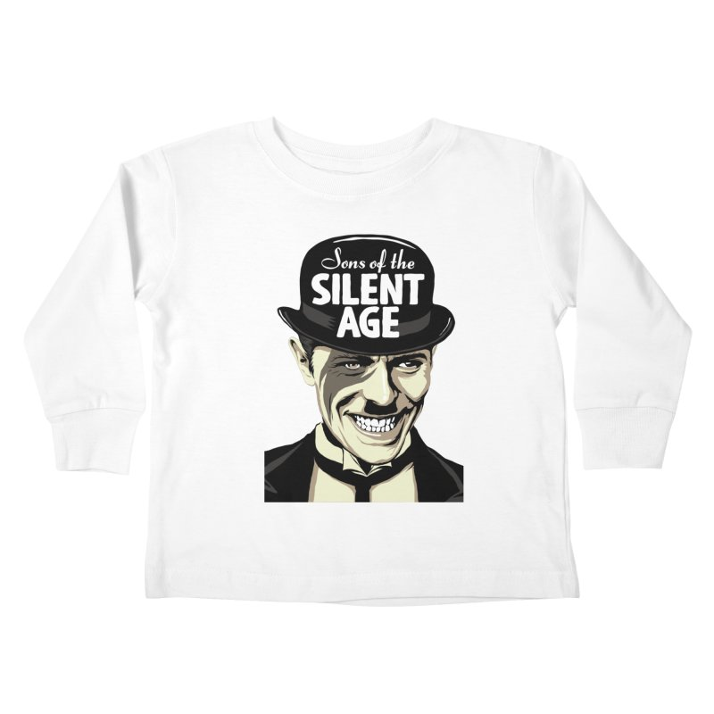 Sons Of The Silent Age Kids Toddler Longsleeve T-Shirt by butcherbilly's Artist Shop