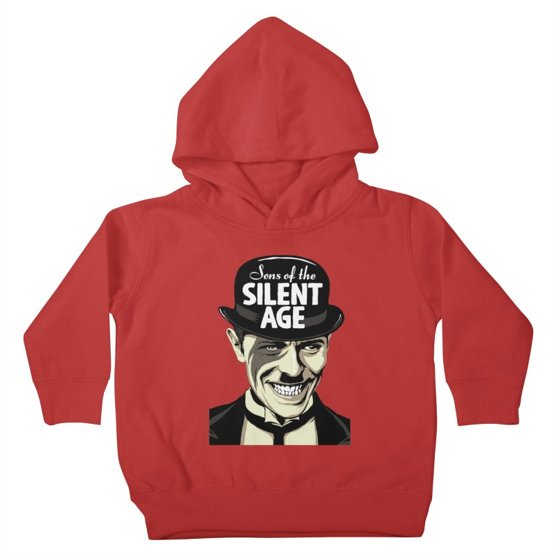 Sons Of The Silent Age Kids Toddler Pullover Hoody by butcherbilly's Artist Shop