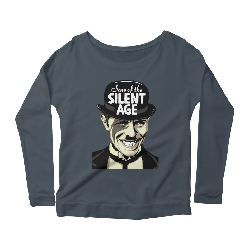 Sons Of The Silent Age Women's Longsleeve Scoopneck  by butcherbilly's Artist Shop