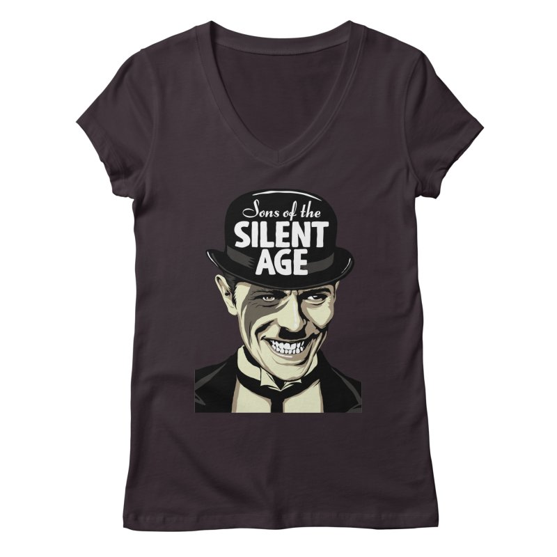 Sons Of The Silent Age Women's V-Neck by butcherbilly's Artist Shop