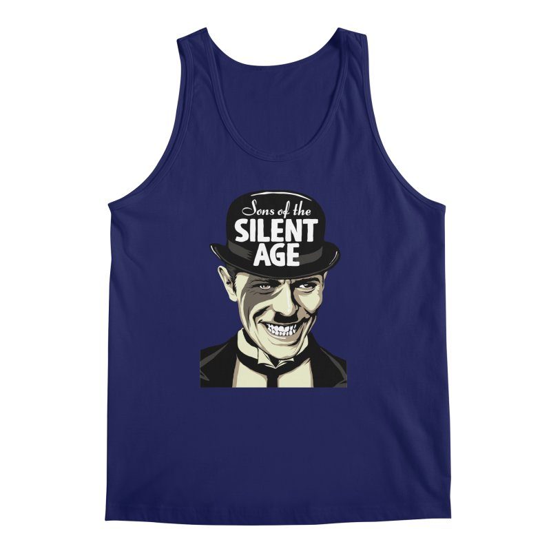 Sons Of The Silent Age Men's Tank by butcherbilly's Artist Shop