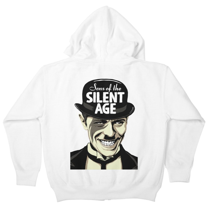 Sons Of The Silent Age Kids Zip-Up Hoody by butcherbilly's Artist Shop