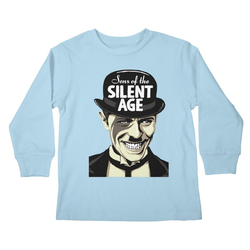 Sons Of The Silent Age Kids Longsleeve T-Shirt by butcherbilly's Artist Shop