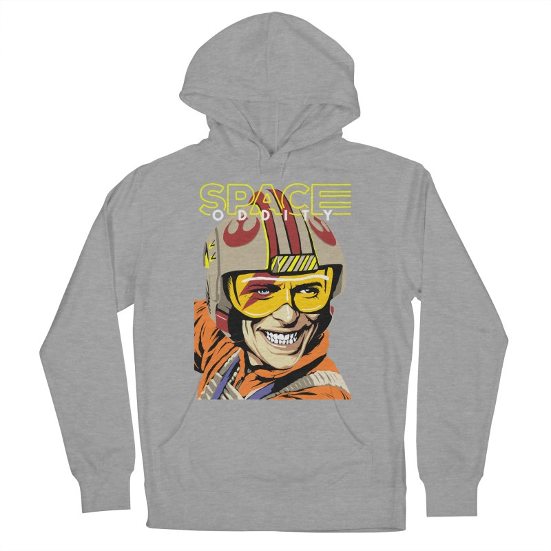 Space Oddity Women's Pullover Hoody by butcherbilly's Artist Shop